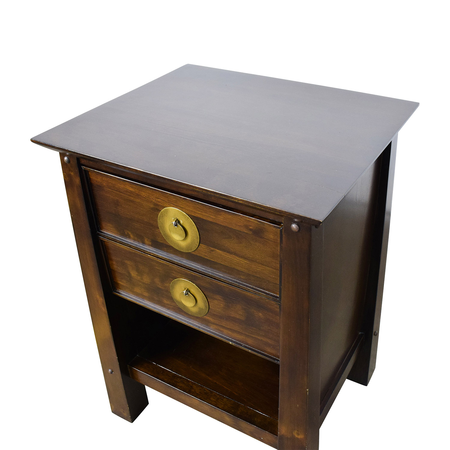 ... Buy Pier 1 Imports Shanghai Collection Espresso Nightstand Pier 1  Imports End Tables ...