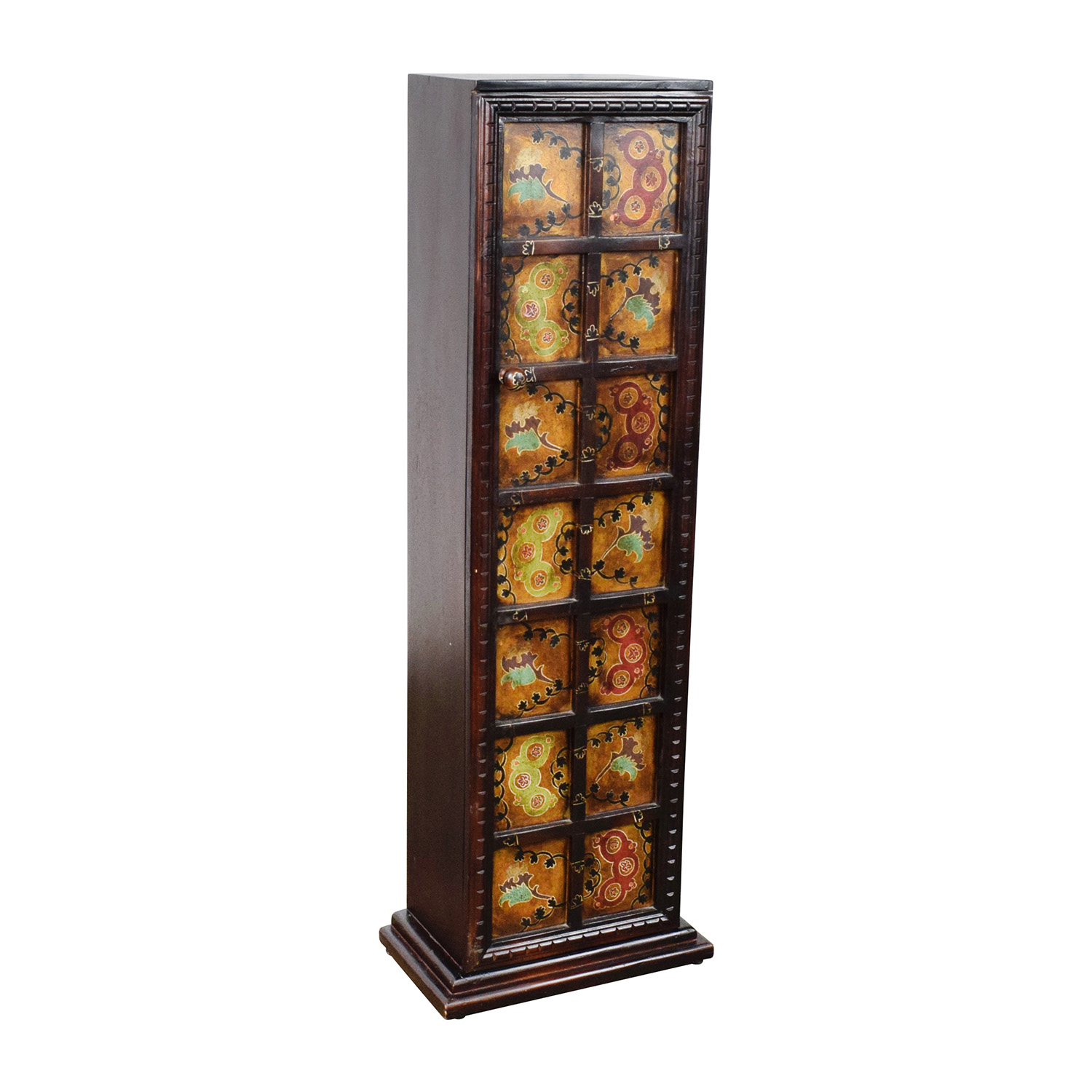 48 Off Pier 1 Imports Pier 1 Imports Kangra Dvd Cabinet