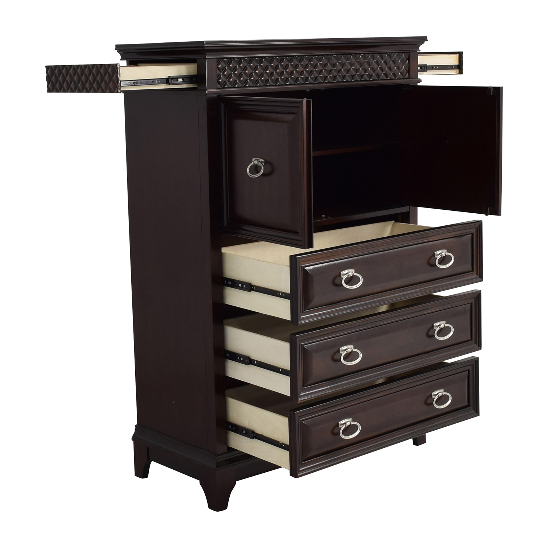 Walter of wabash furniture dresser osetacouleur for Furniture 89014