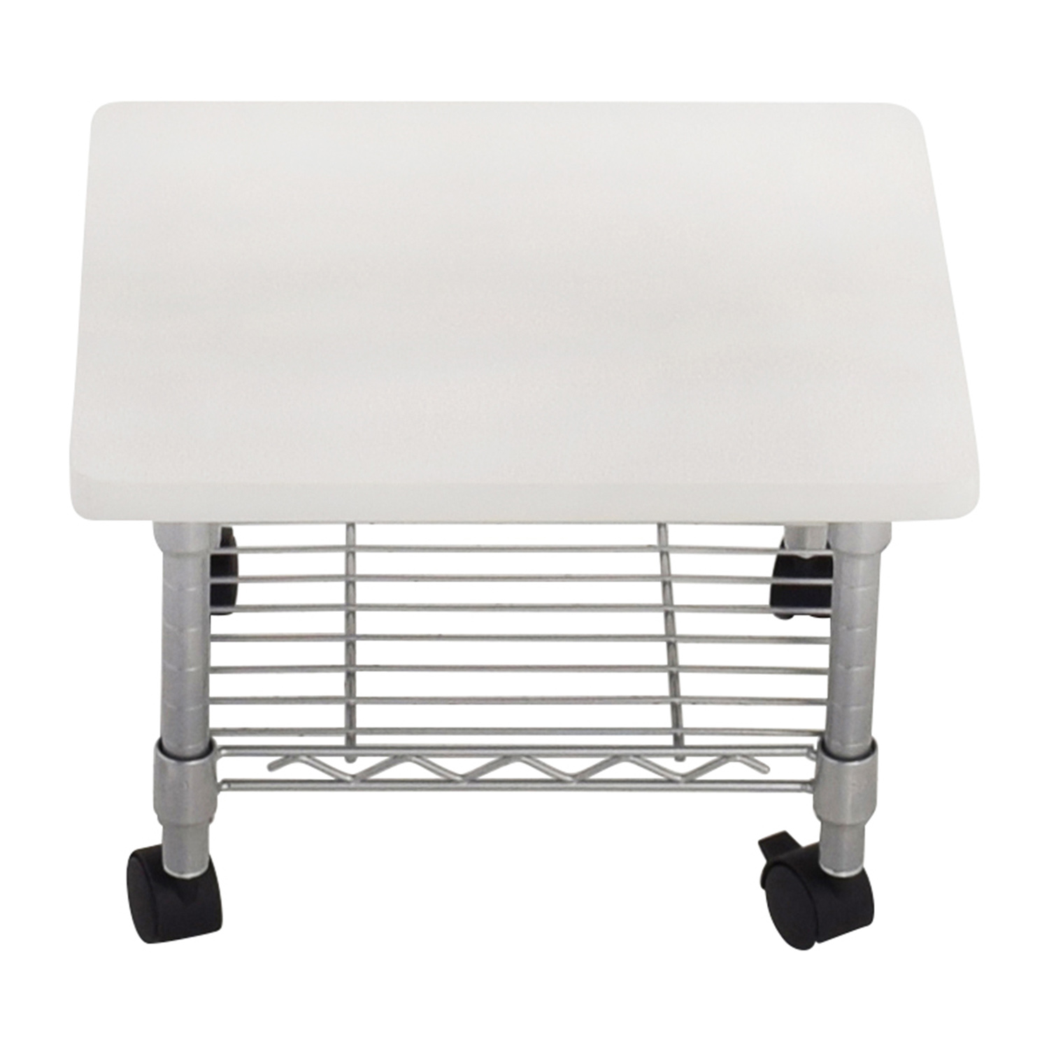 buy Safco Under Desk Printer Stand Safco Utility Tables