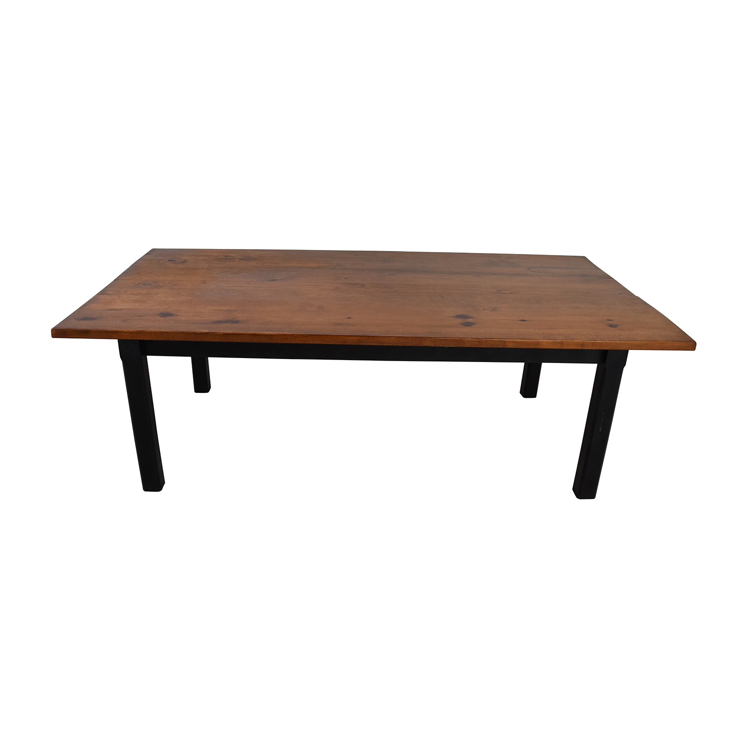 Buy American Antique 1890 Circa Walnut Dining Room Table
