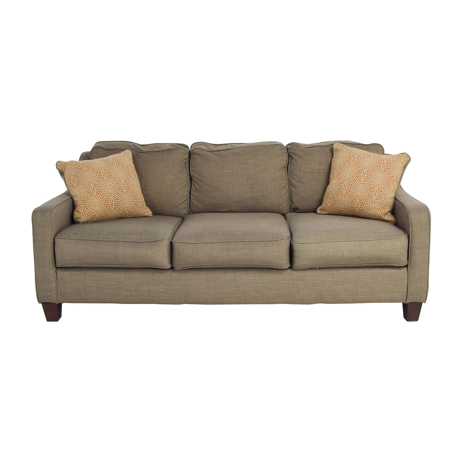 Loveseat Sofa Bed Ashley Furniture: Belona Luna Sofa On A Budget