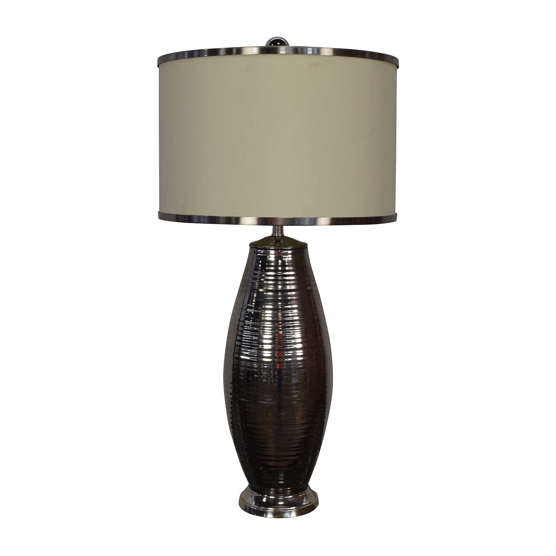 Currey and Company Currey and Company Ceramic-Metallic Lamp Decor