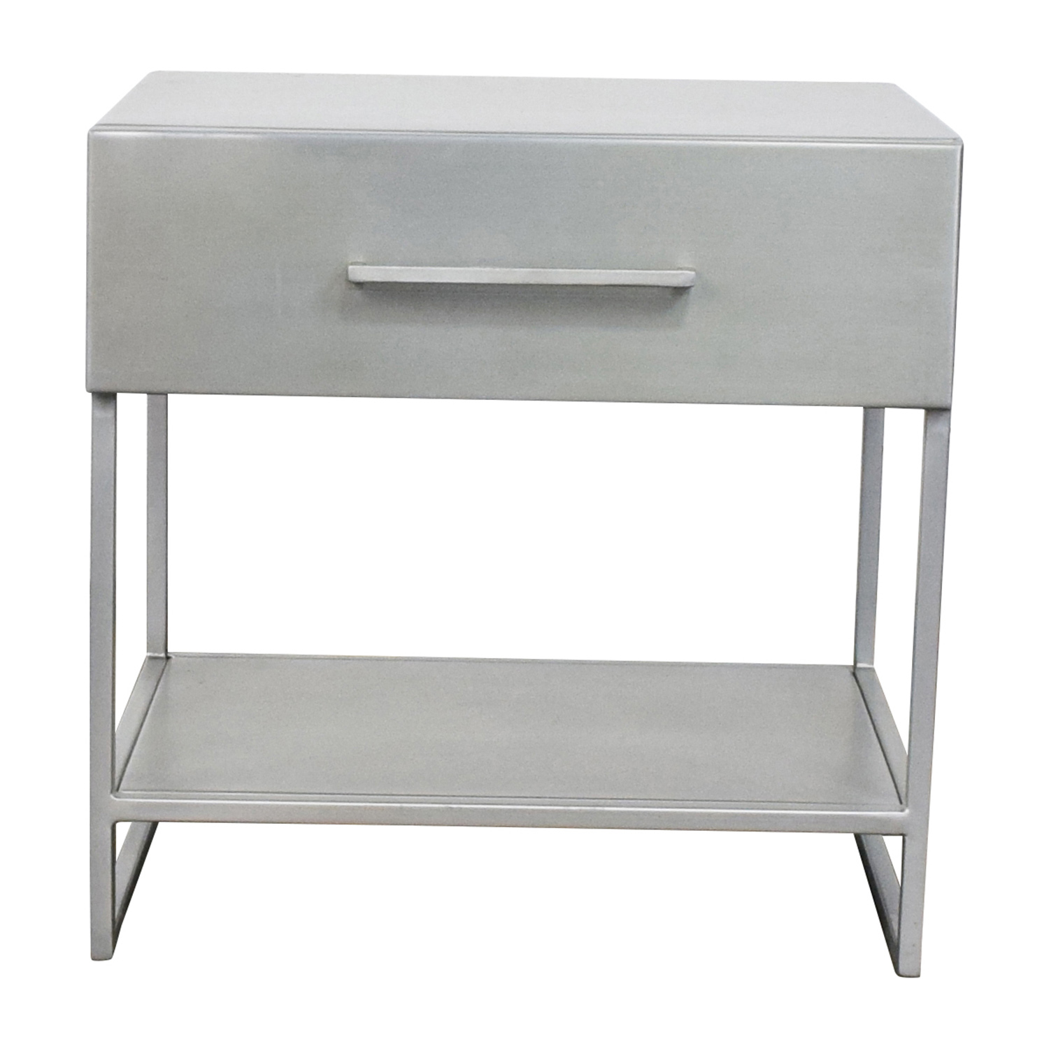 CB2 CB2 Proof Metal Night Table price