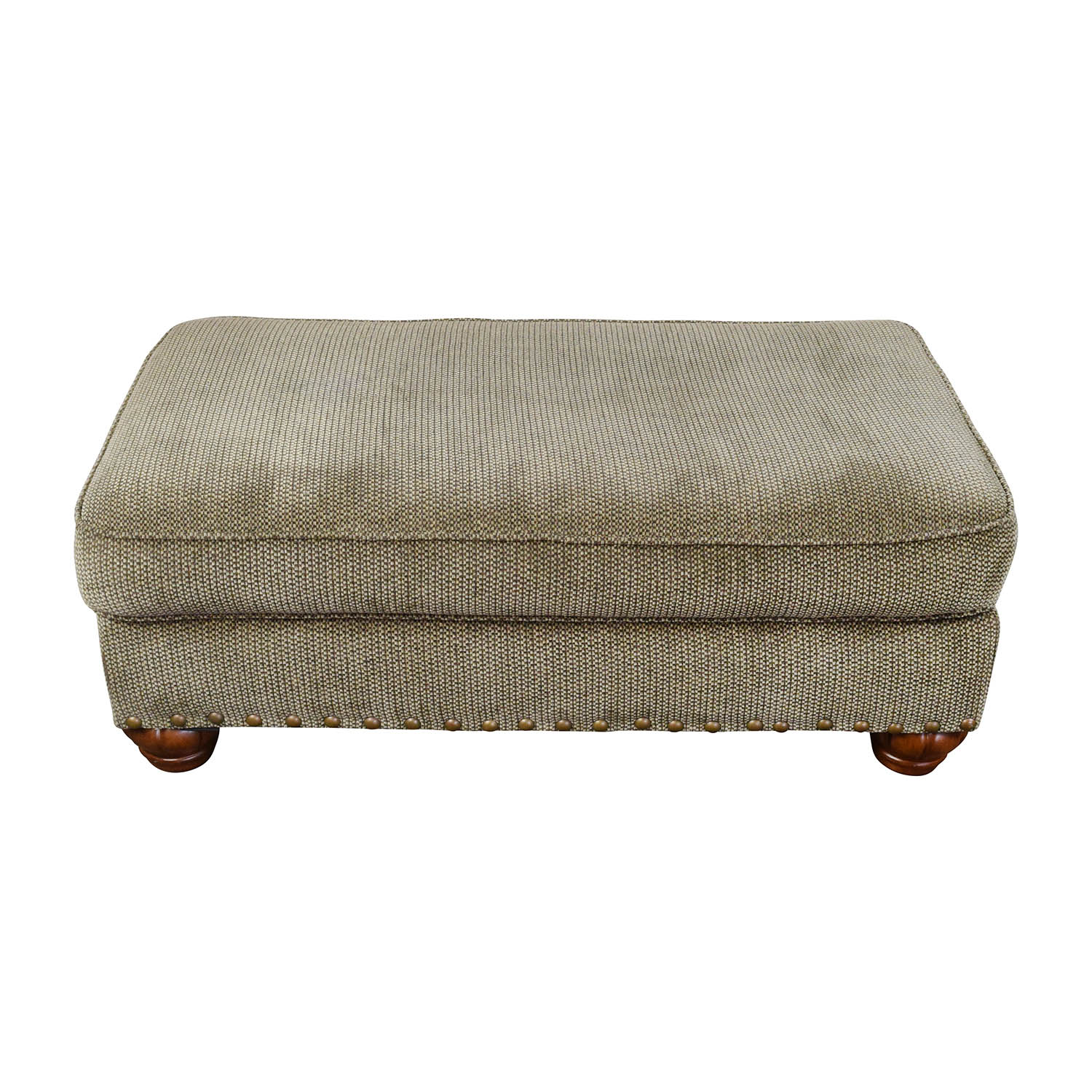 Barklay Barklay Brown Ottoman Chairs