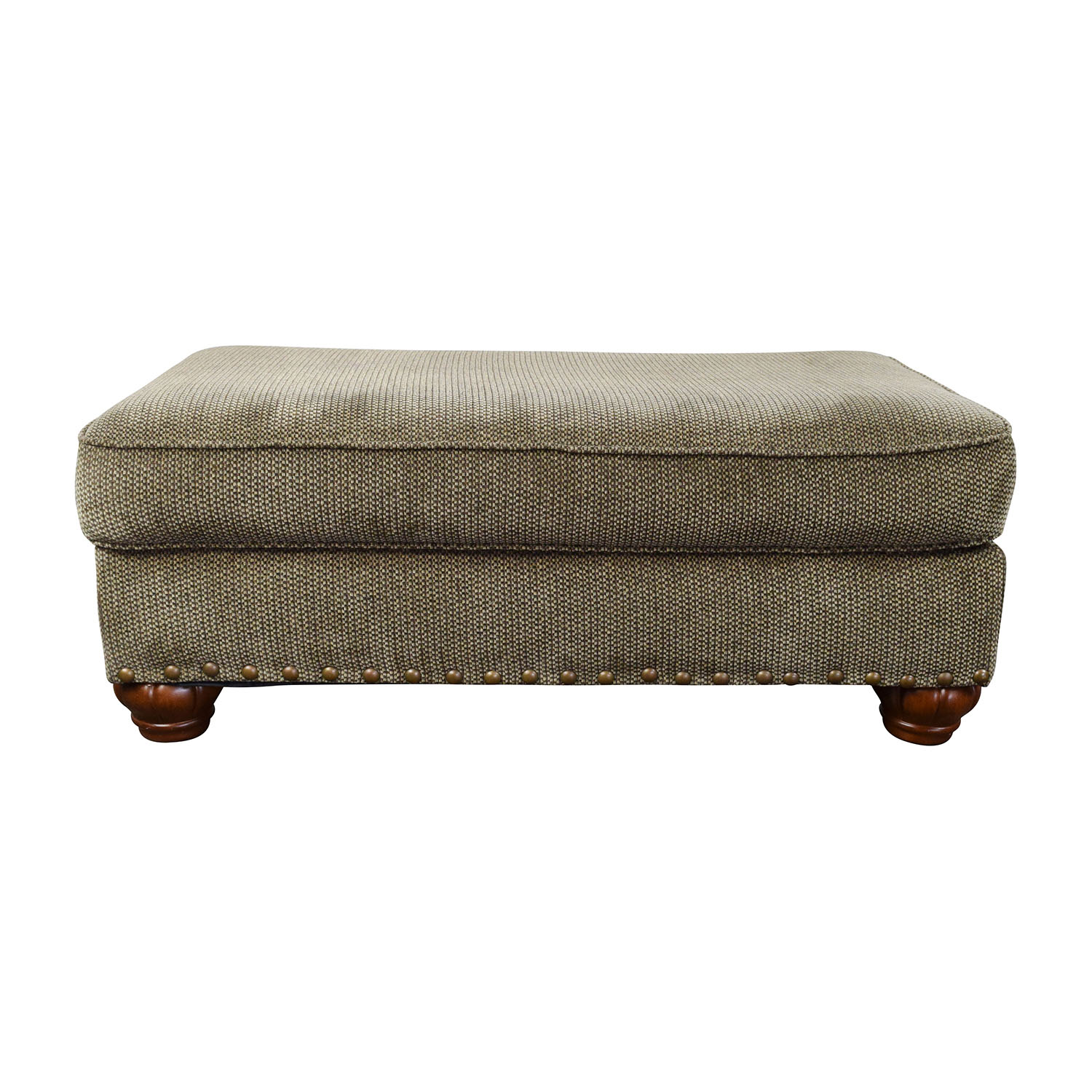 Barklay Barklay Brown Ottoman price