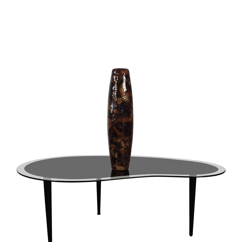 81 Off Z Gallerie Z Gallerie Stained Glass Vase Decor
