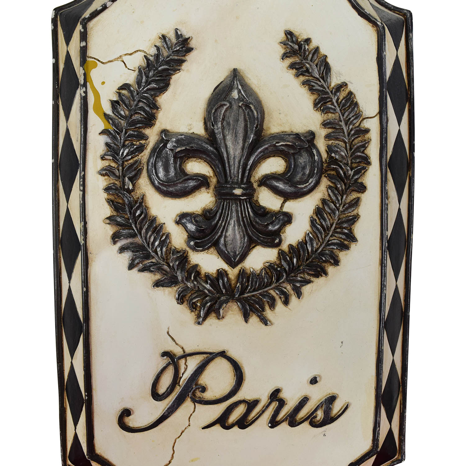 Fleur de Lis Paris Wall Art price