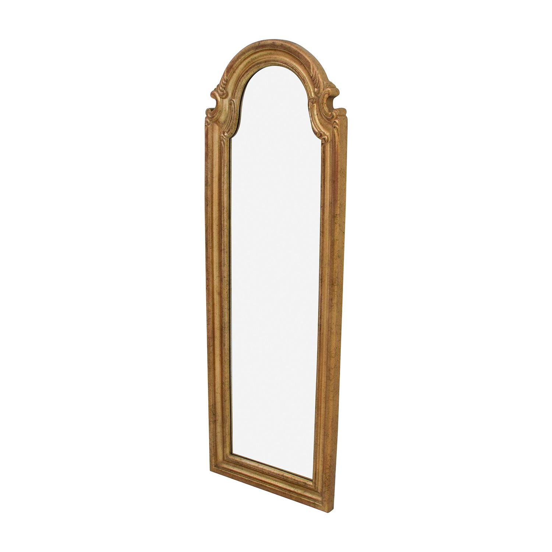 bombay co bombay co antique gold wall mirror nj