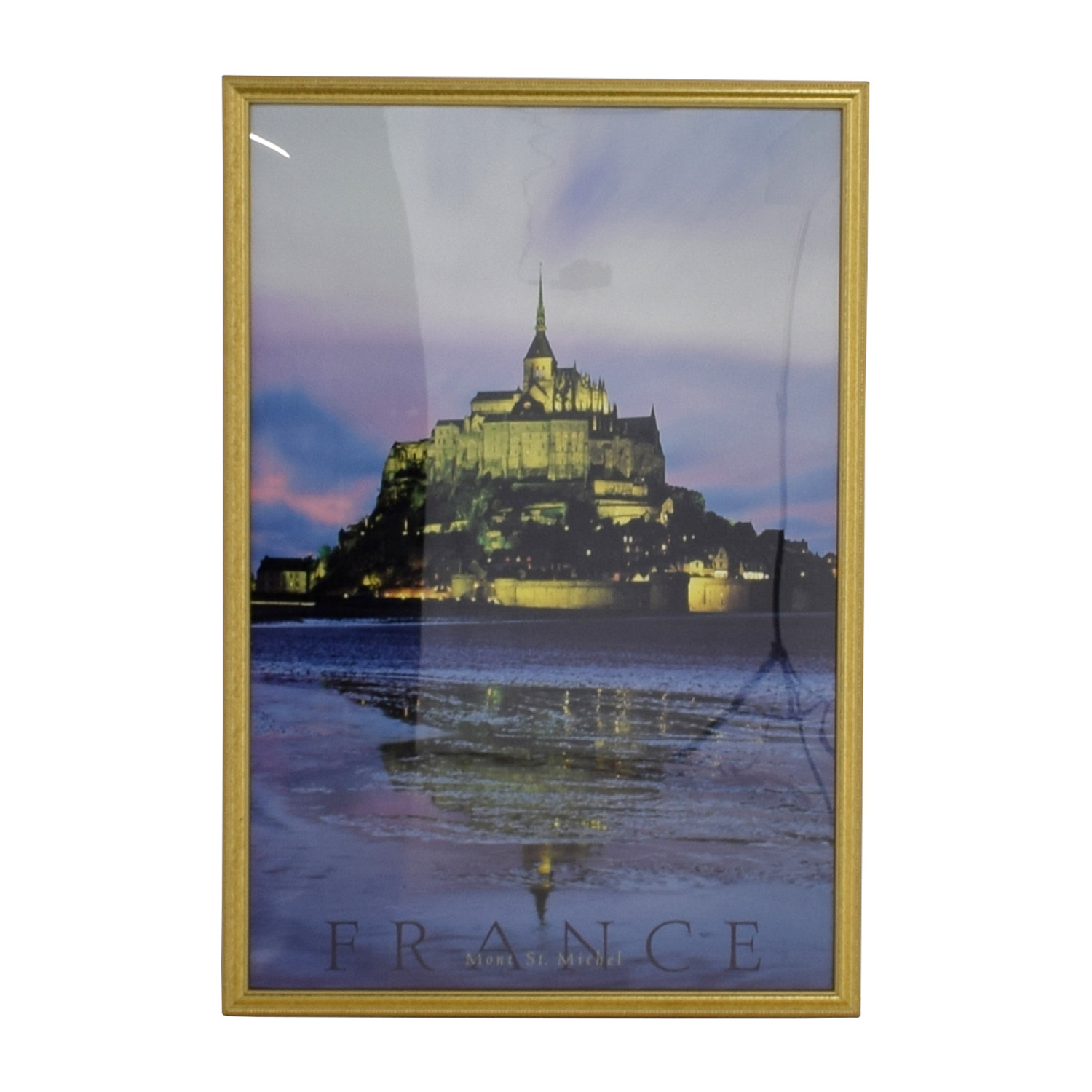 Mont St. Michel Normandy France Picture used
