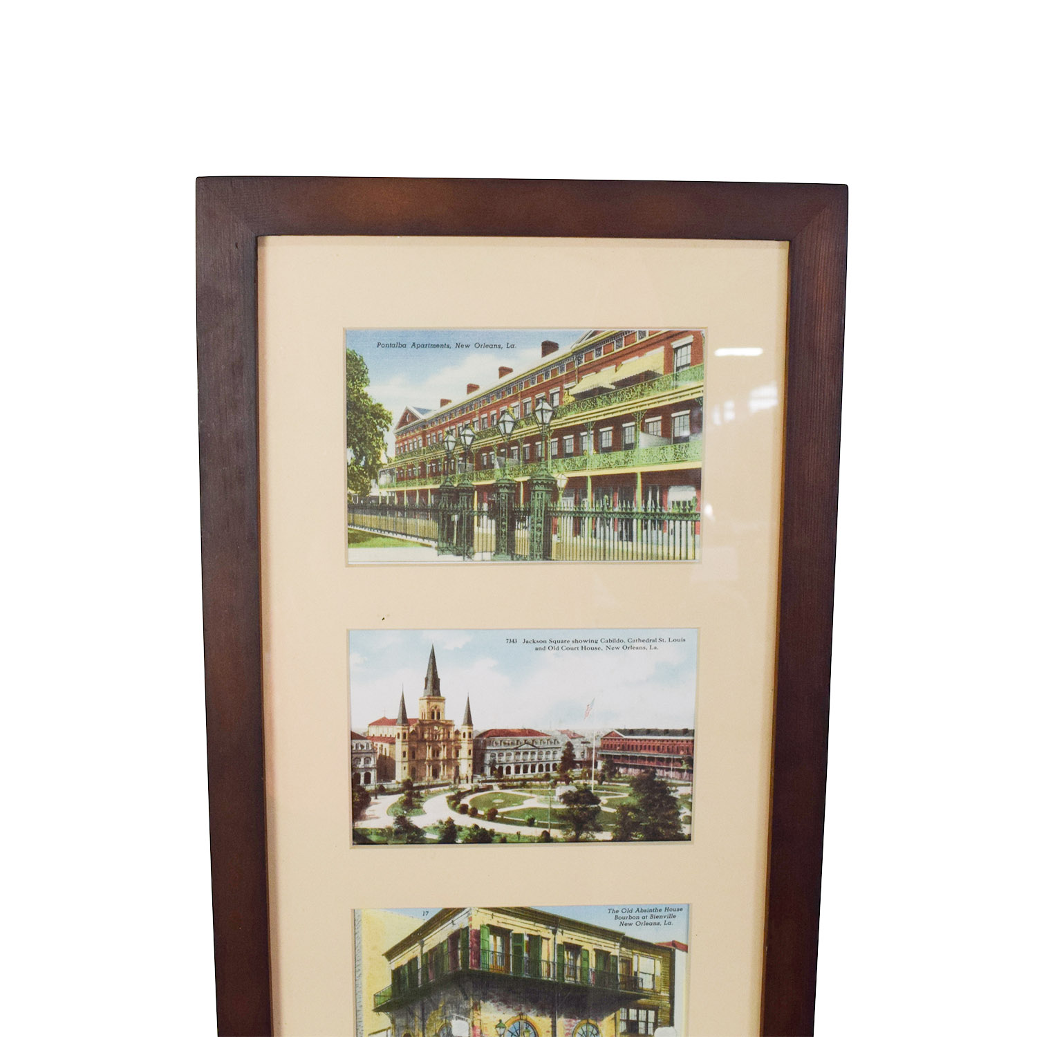 New Orleans Framed Prints nyc