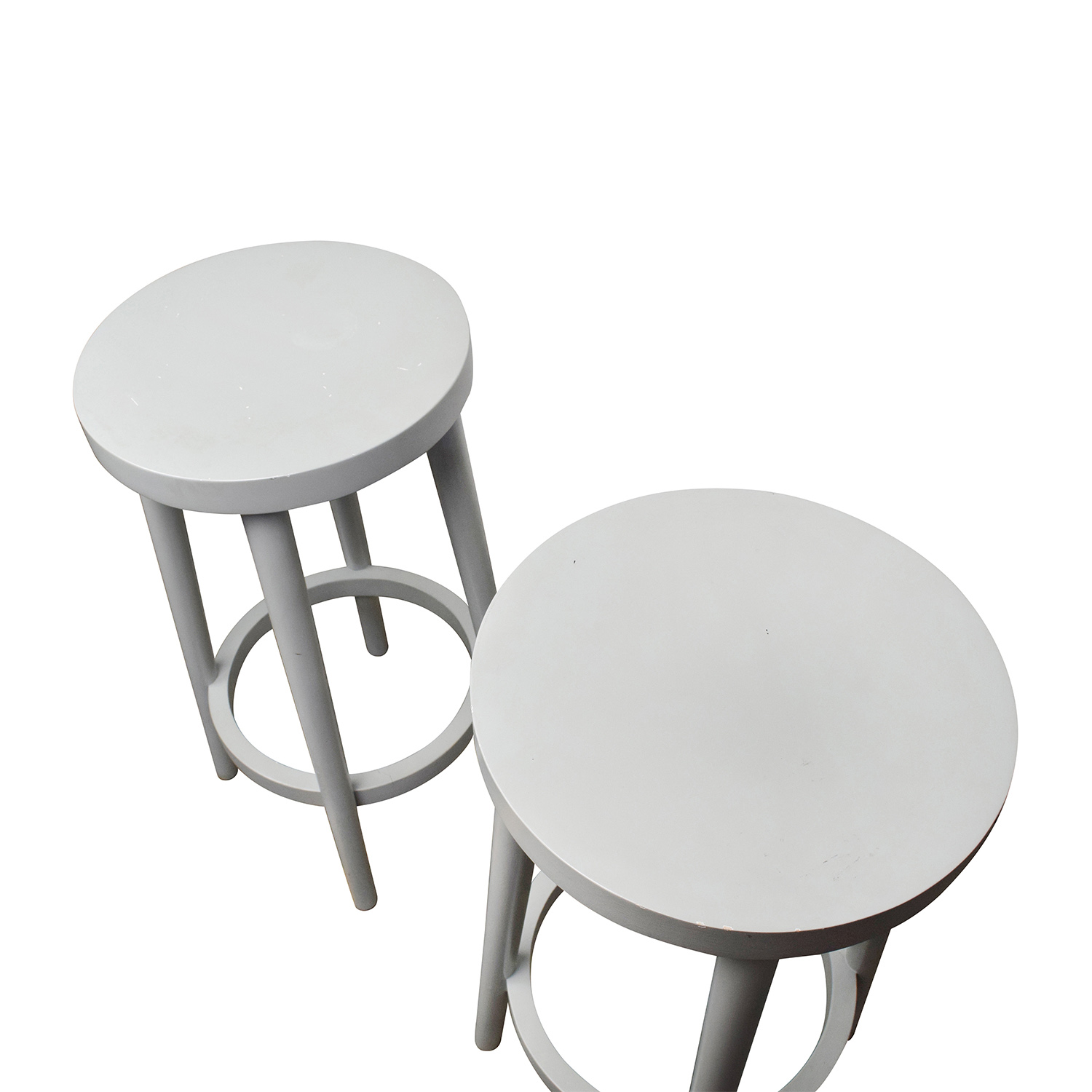 West Elm Counter Bar Stools sale