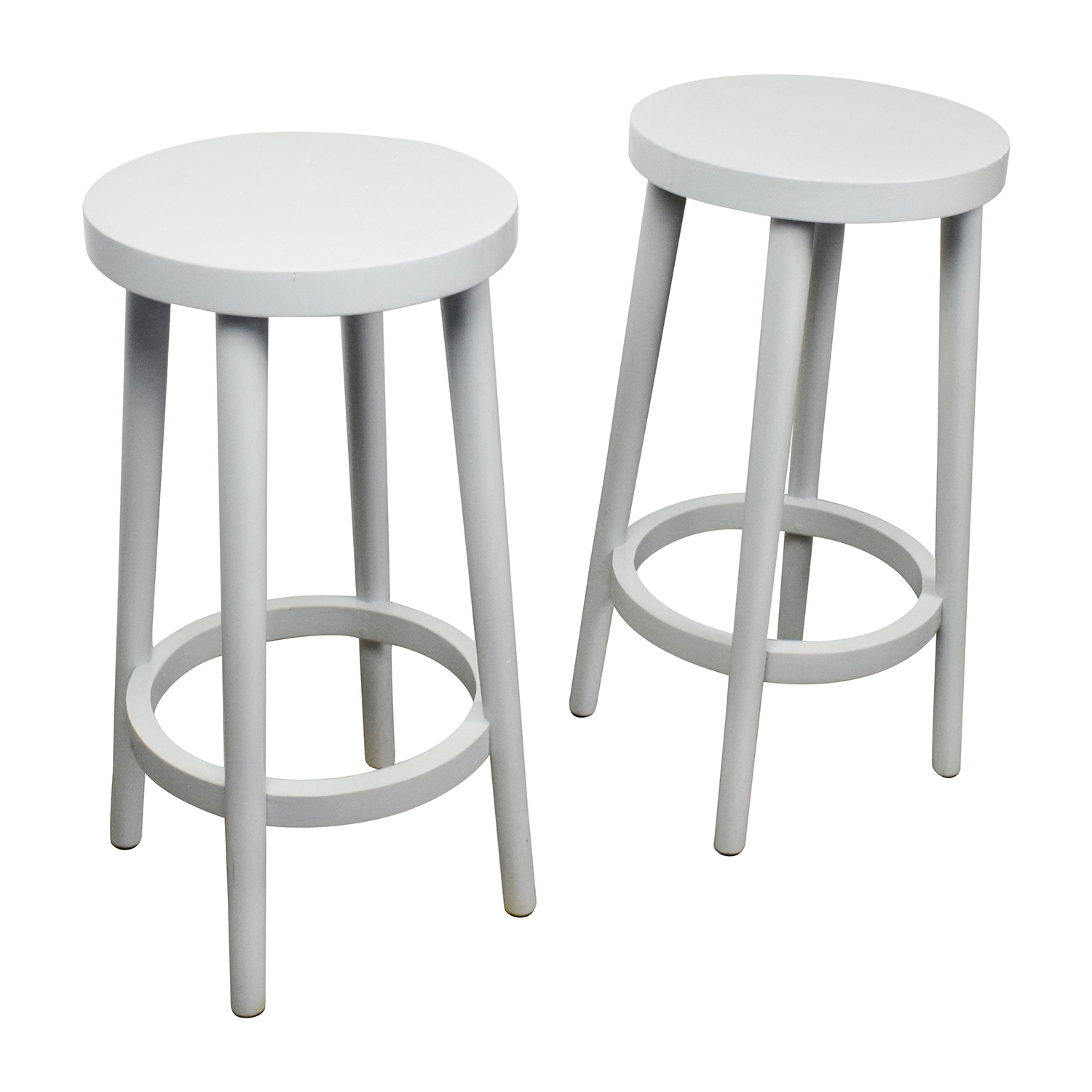 West Elm West Elm Counter Bar Stools dimensions