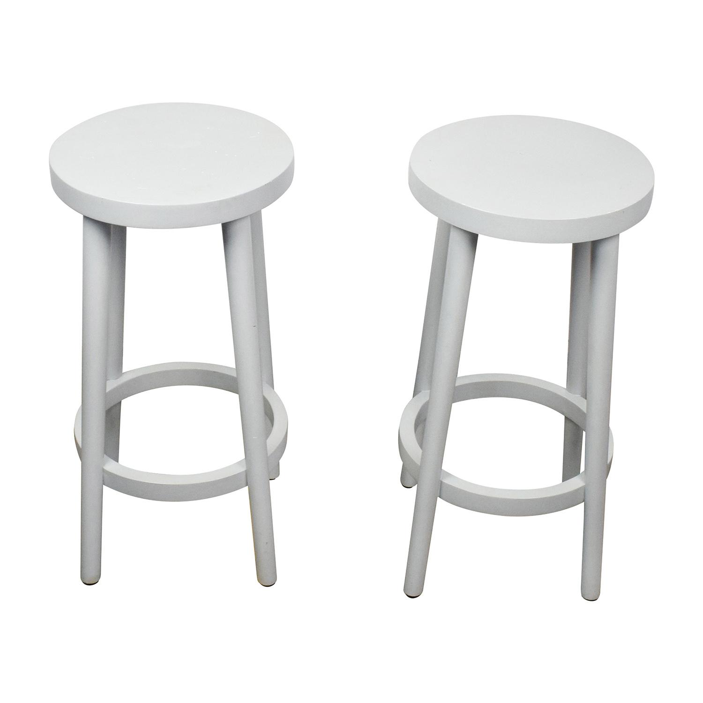 Counter Stools West Elm: West Elm West Elm Counter Bar Stools / Chairs