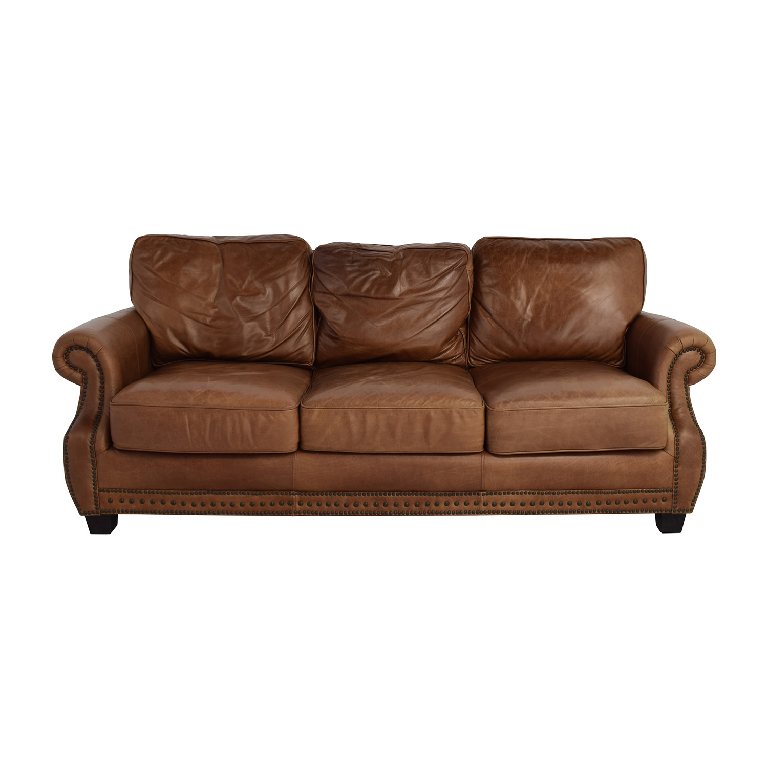 Second Hand Leather Sofas Chesterfield Sofa