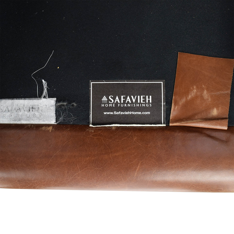 Safavieh Couture Safavieh Couture Brayton Leather Sofa price