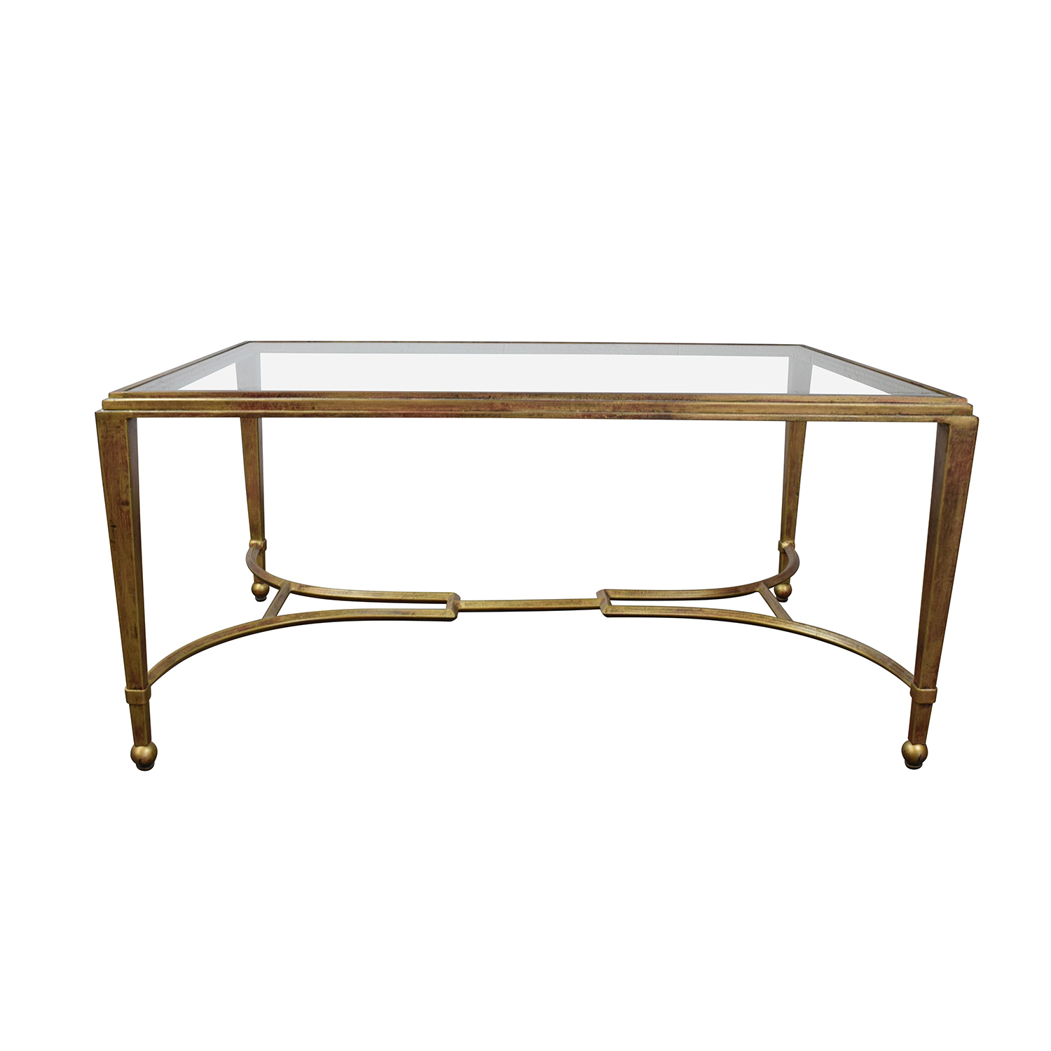 Safavieh Couture Safavieh Couture Abelard Coffee Table on sale