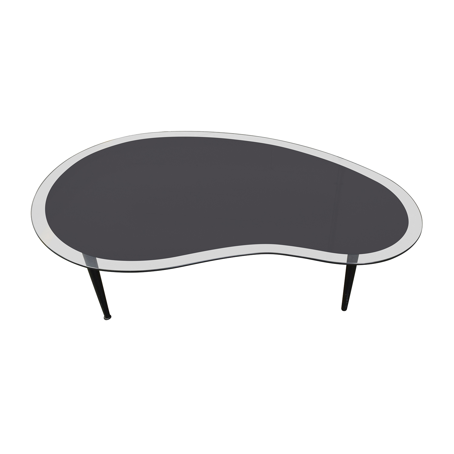 45% OFF Metal Ring Coffee Table Tables