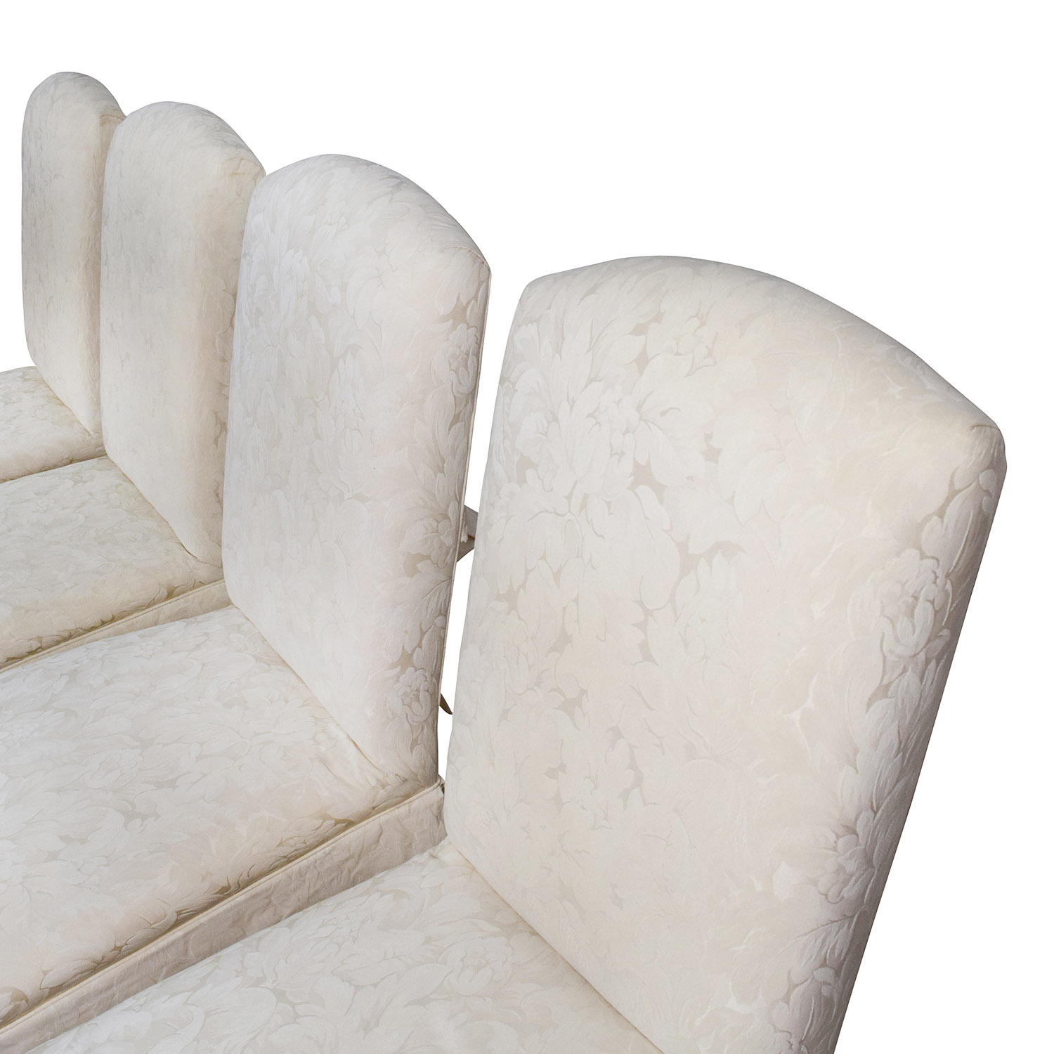 90 Off Thomasville Thomasville Ivory Upholstered Dining