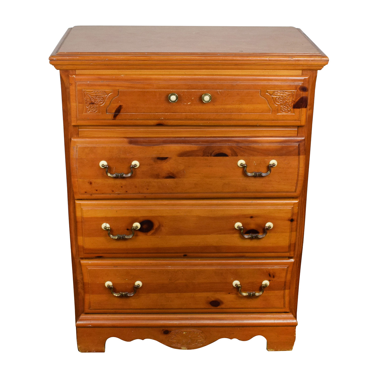 Bassett Bassett Four-Drawer Chest Dresser coupon