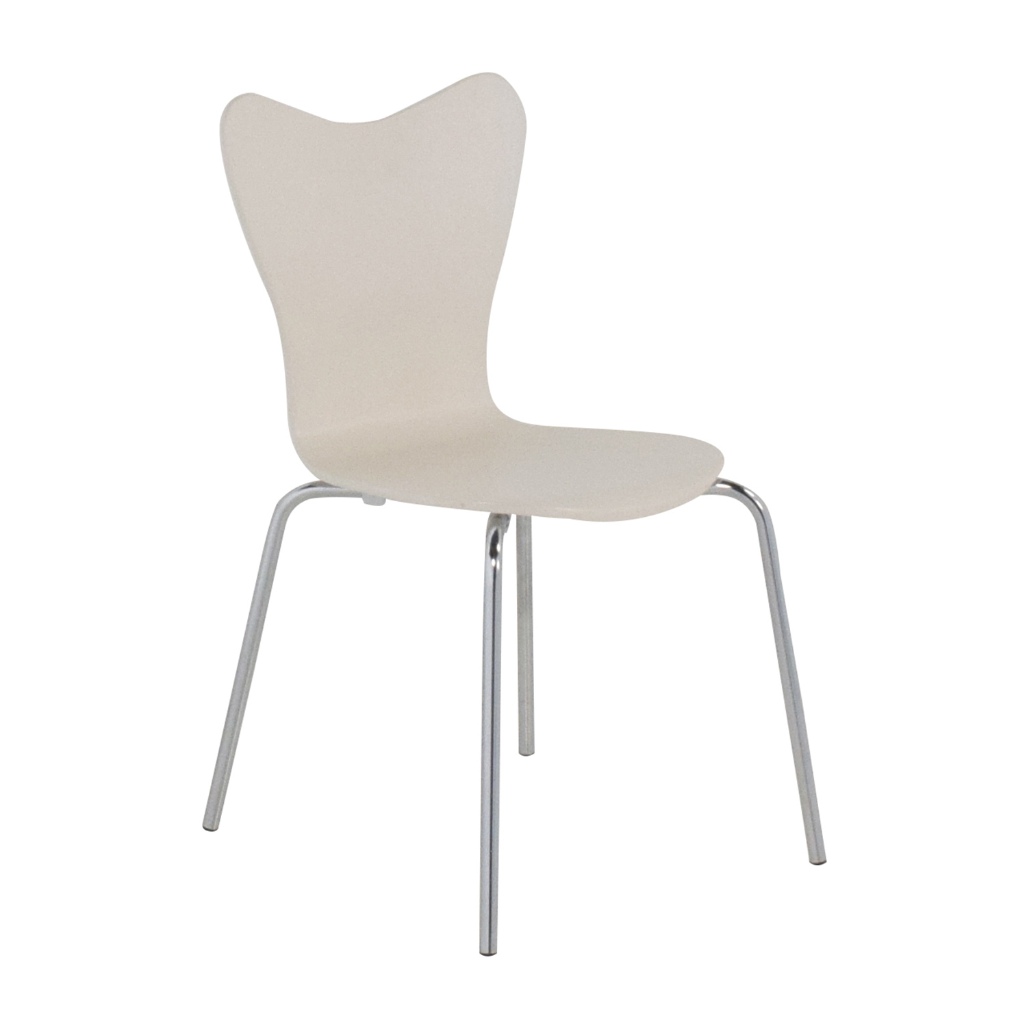 50% OFF PBteen PBteen White Desk Chair Chairs
