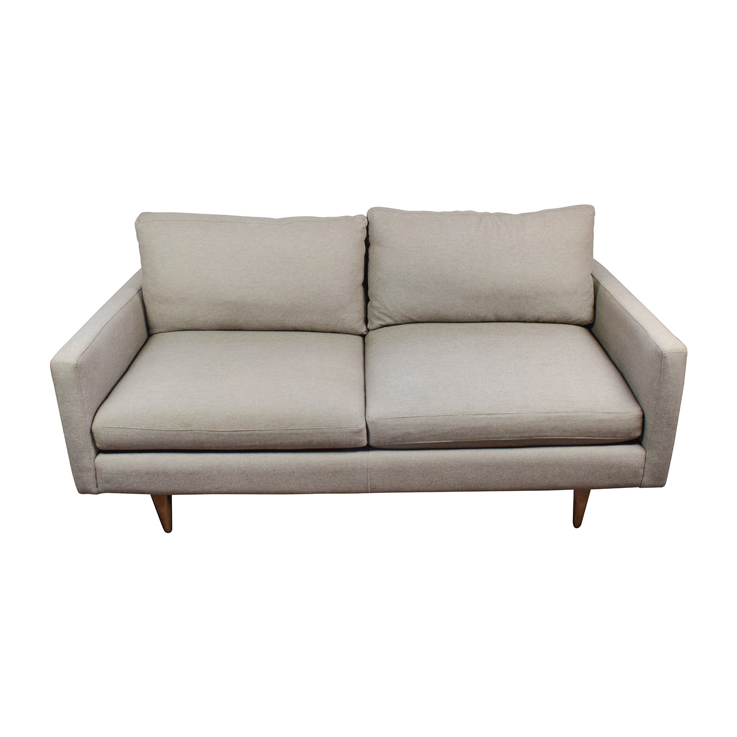 Room And Board Grey Jasper Sofa Online