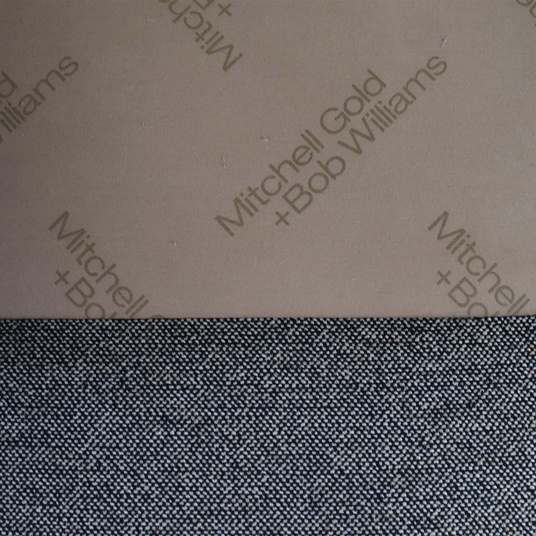 shop Mitchell Gold + Bob Williams Cara Grey Sofa Mitchell Gold and Bob Williams Sofas