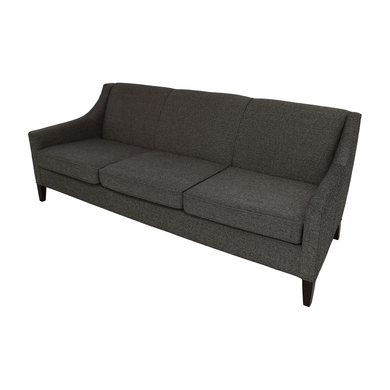 ... Mitchell Gold + Bob Williams Cara Grey Sofa / Sofas ...