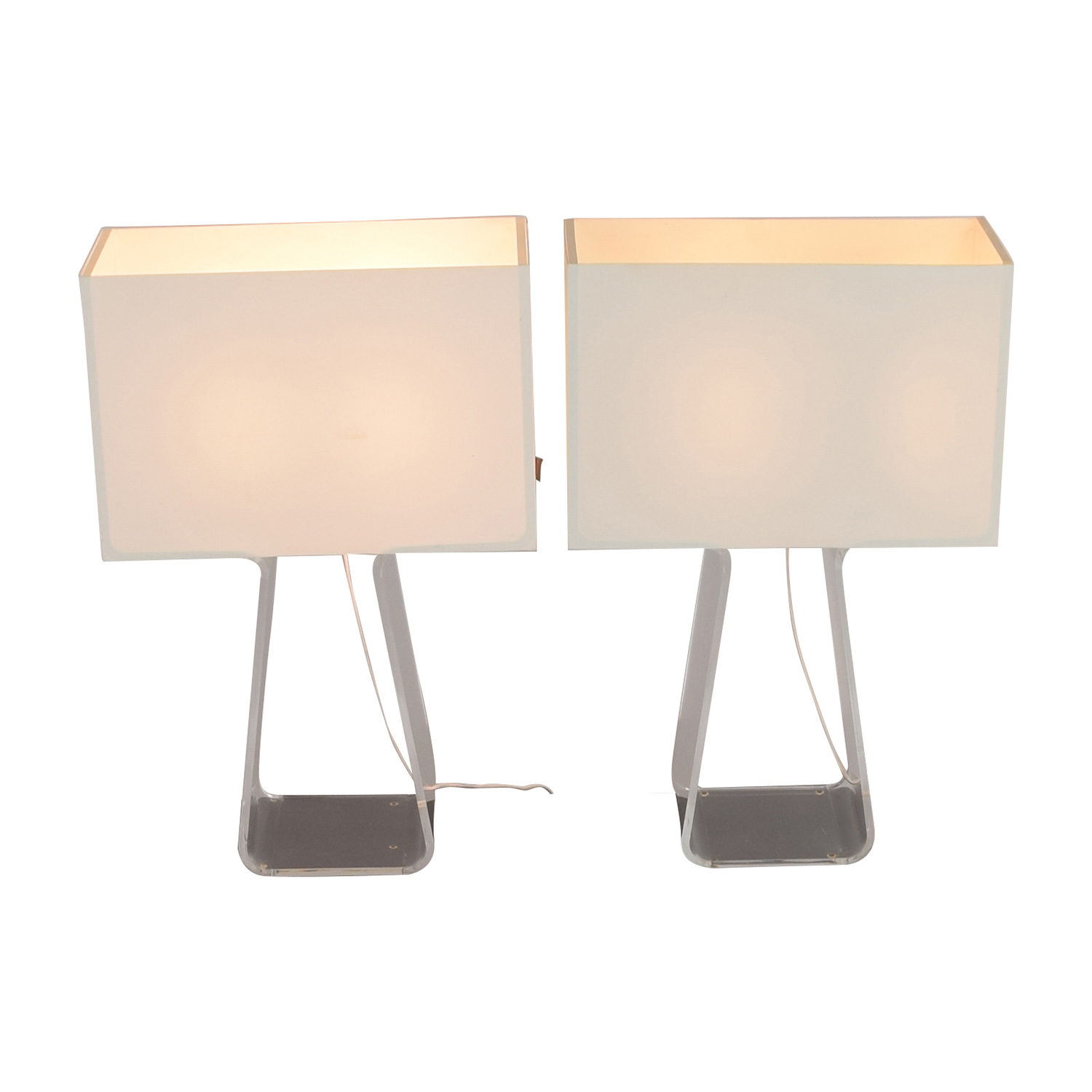 Room & Board Room & Board Formline Table Lamps used