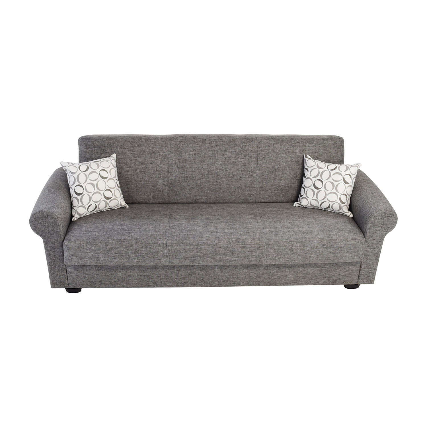 shop Istikbal Sleeper Couch with Storage Istikbal Classic Sofas