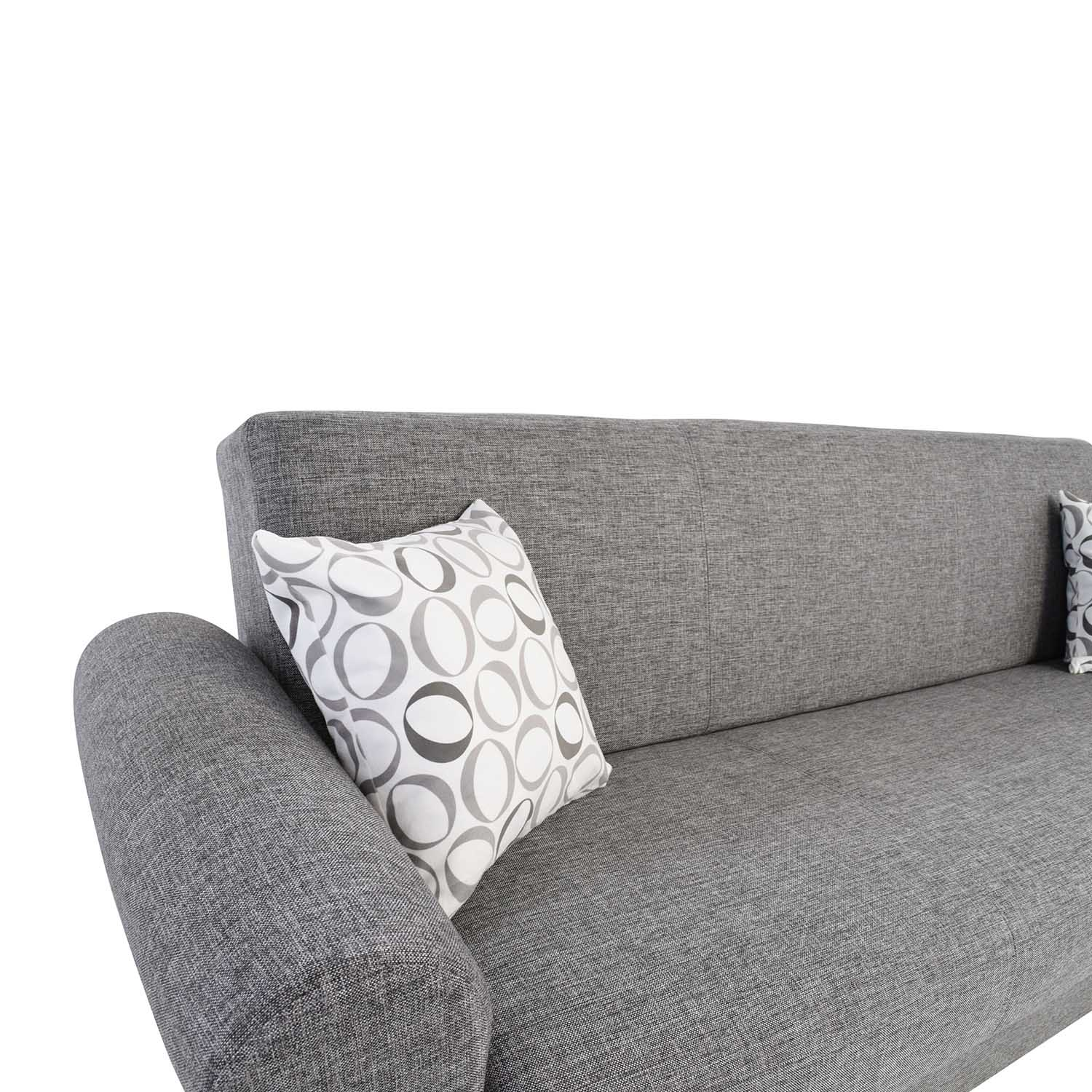 43 Off Istikbal Istikbal Sleeper Couch With Storage Sofas