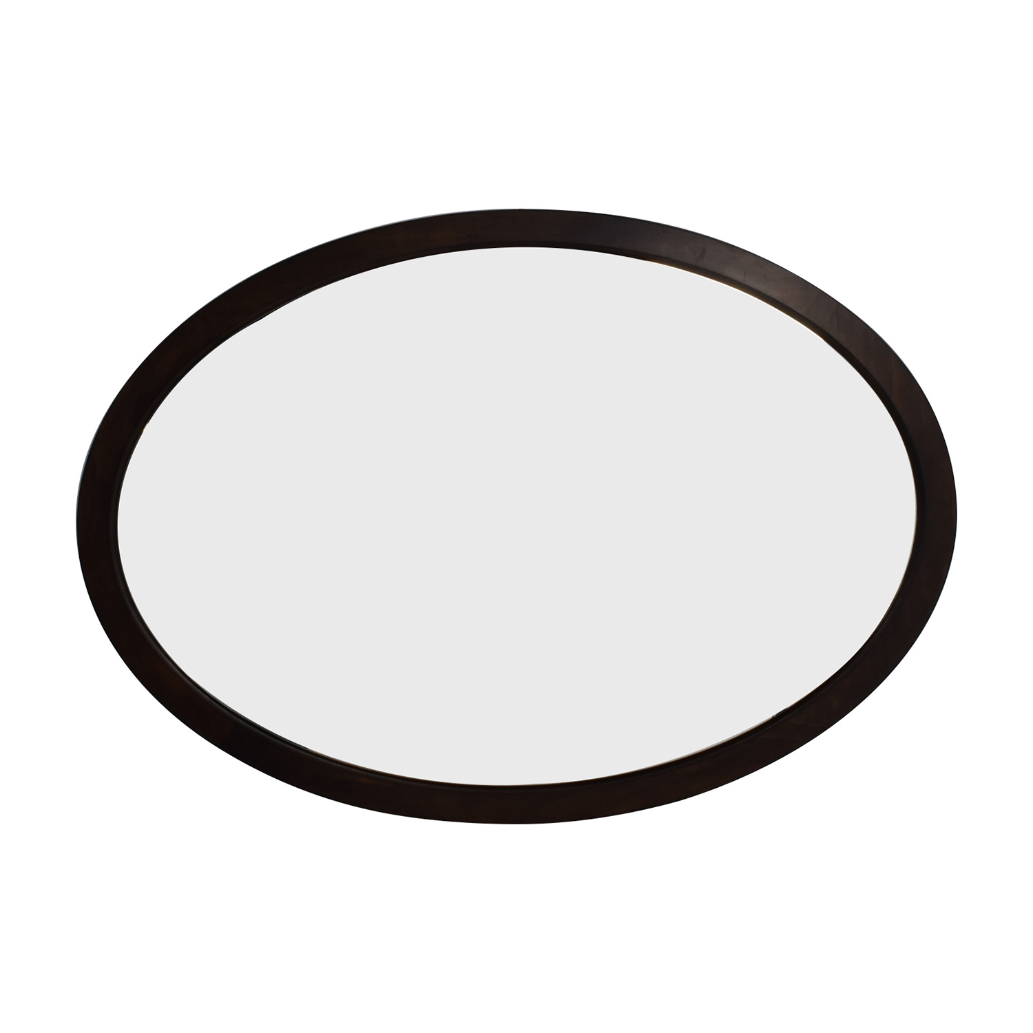 buy Raymour & Flanigan Oval Mirror Raymour and Flanigan