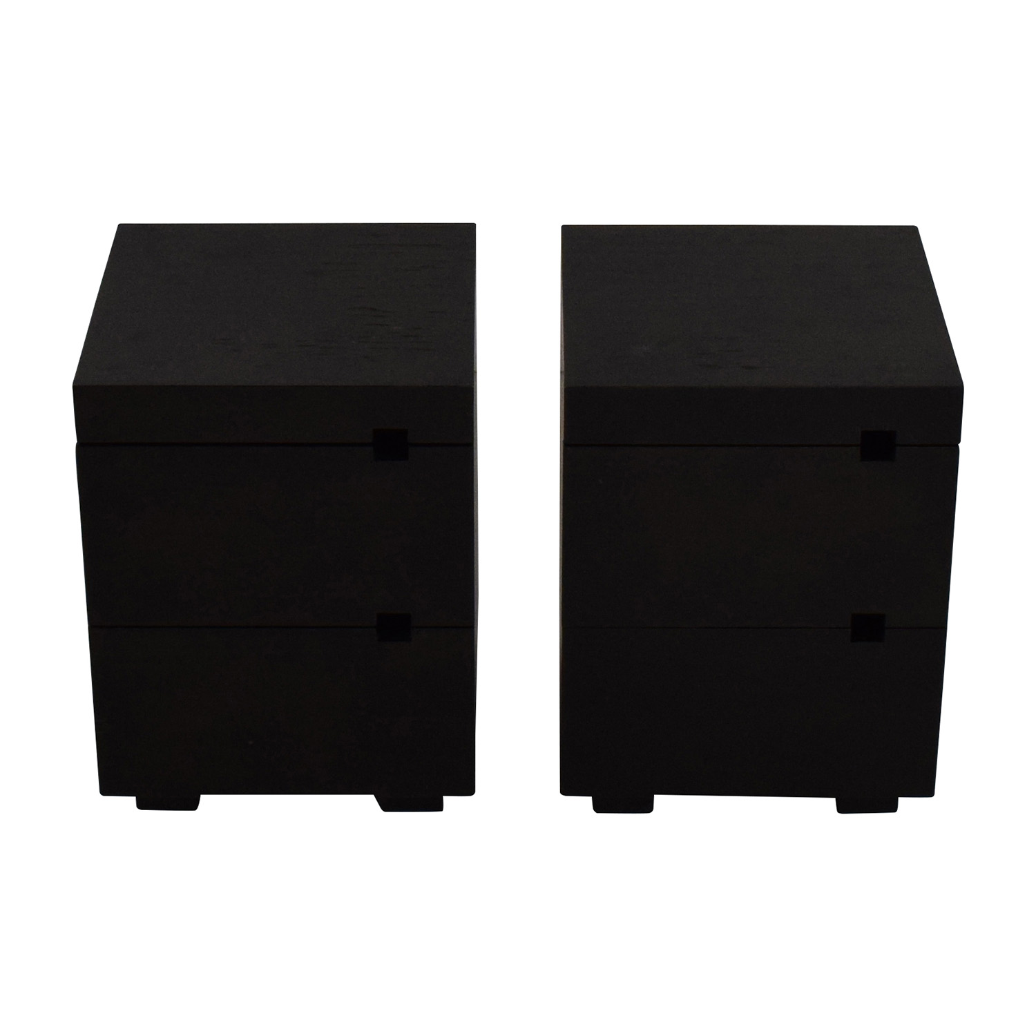 West Elm West Elm 2-Drawer Nightstand Pair coupon