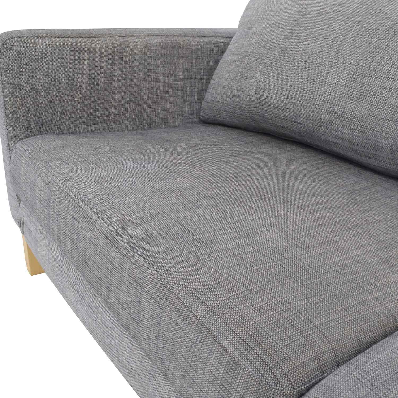Houseofauracom Ikea Karlstad Grey 53