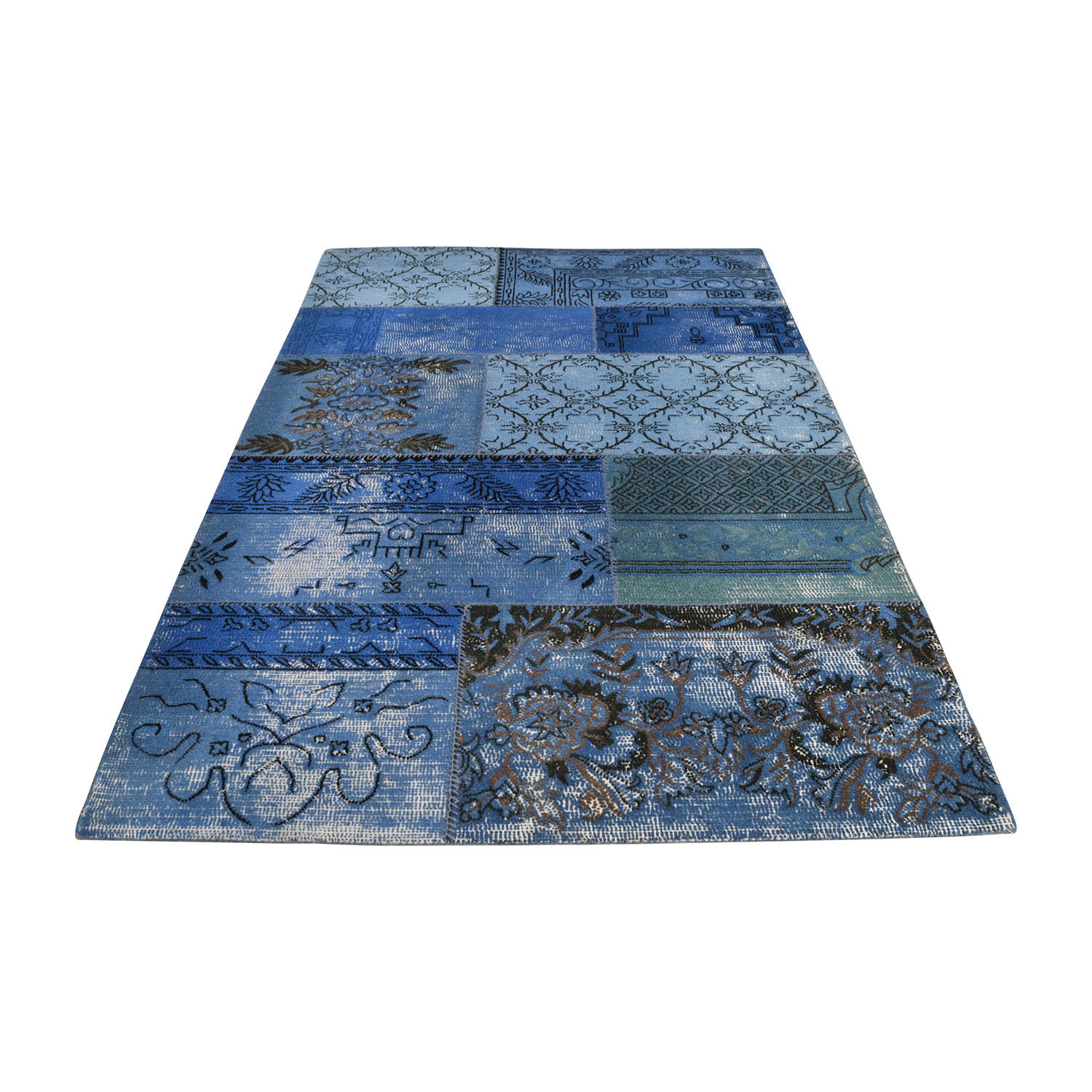 Relatively 66% OFF - West Elm West Elm Distressed Cadiz Rug / Decor HV22