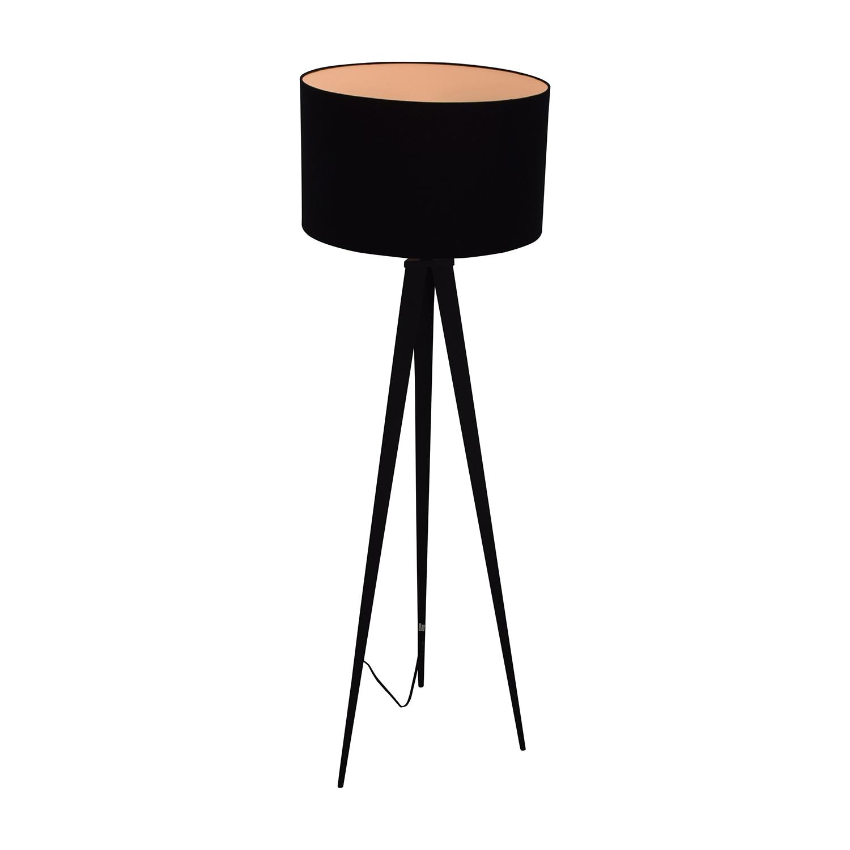 Corrigan Studios Corrigan Studio Black Tripod Standing lamp used