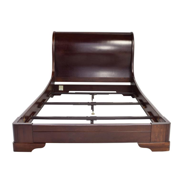 shop Restoration Hardware Restoration Hardware Mareston Queen Sleigh Bed online