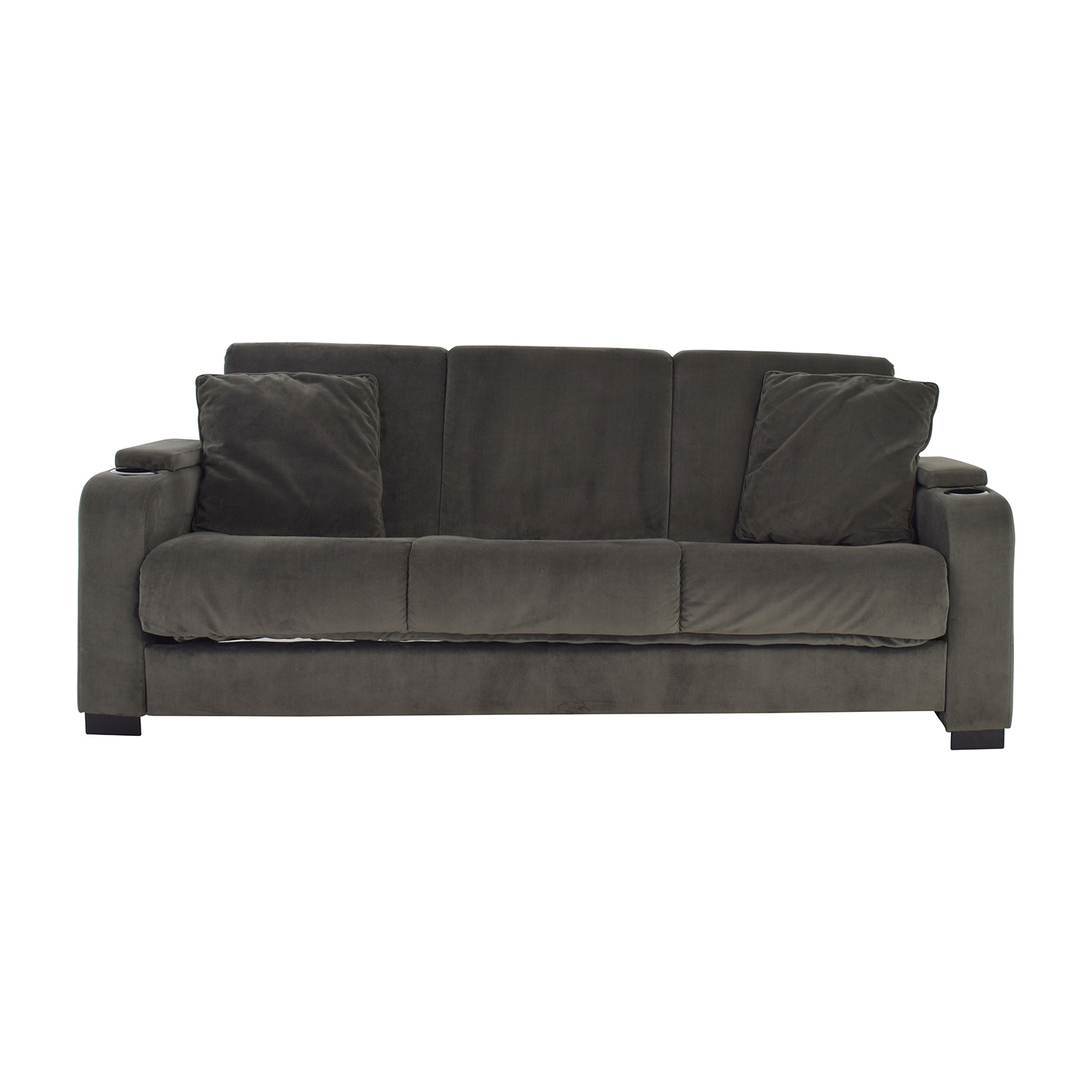 Handy Living Handy Living Olivia Convert-a-Couch Sleeper Sofa second hand