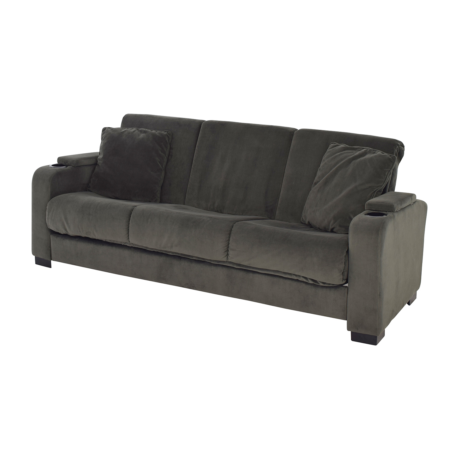 ... Shop Handy Living Olivia Convert A Couch Sleeper Sofa Handy Living  Sofas ...