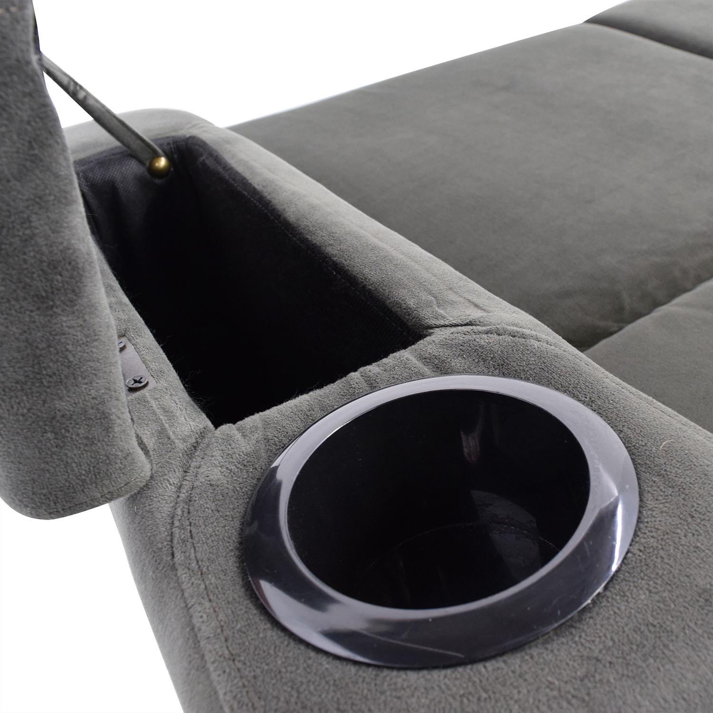 Handy Living Handy Living Olivia Convert-a-Couch Sleeper Sofa price
