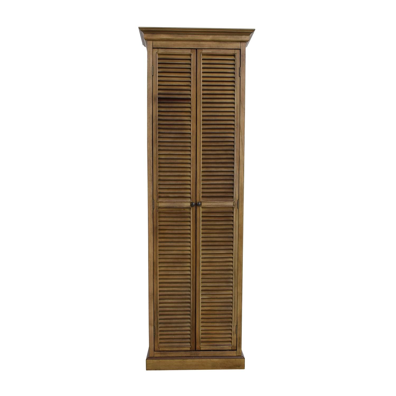 Coaster Furniture Coaster Rustic Two-Door Storage Cabinet