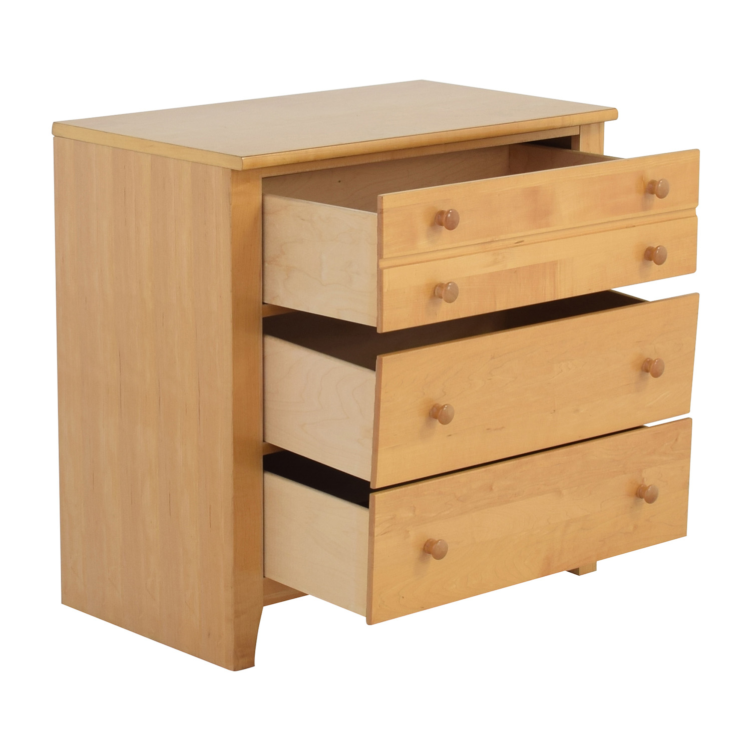 62 Off Stanley Furniture Stanley Furniture Maple Wood