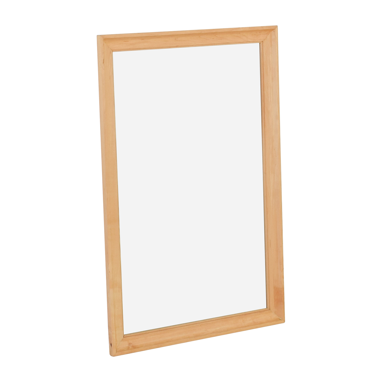Stanley Furnitire Stanley Furniture Maple Wood Frame Mirror