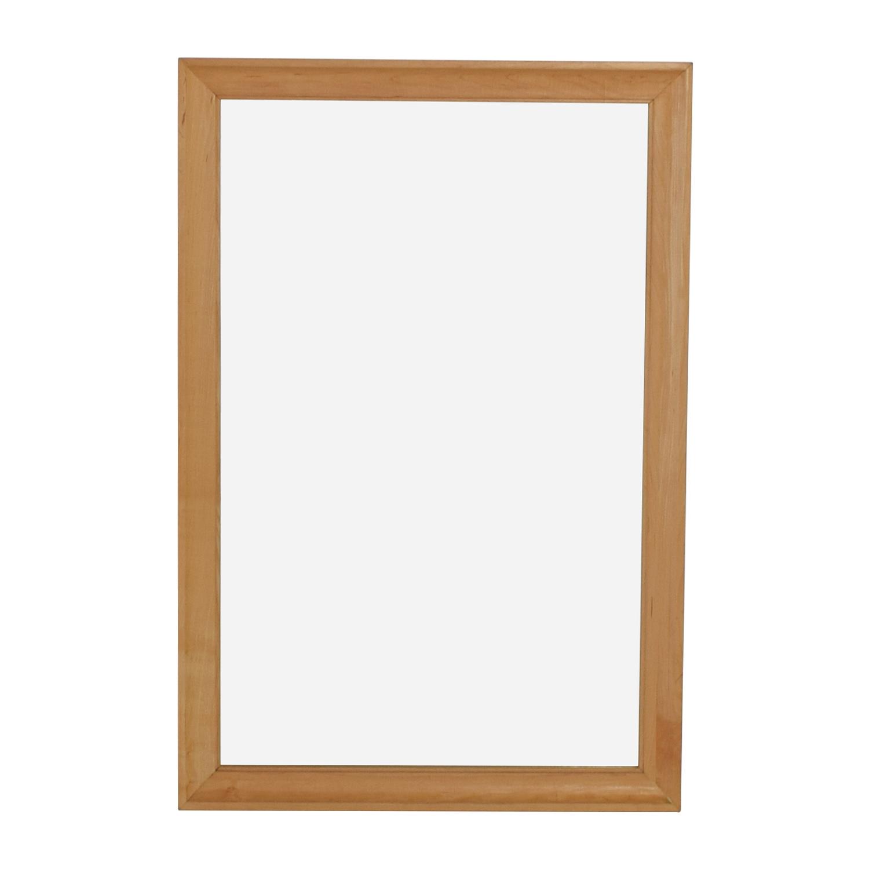 Stanley Furnitire Stanley Furniture Maple Wood Frame Mirror price