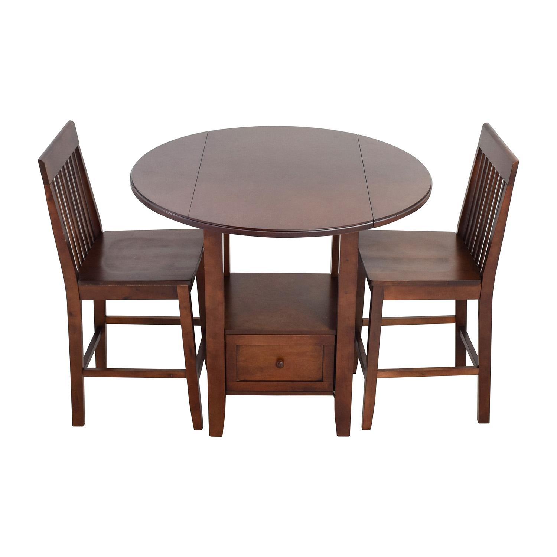 Charmant Threshold Threshold Pub Table Set