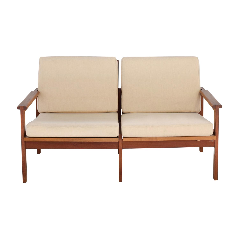 Illum Wikkelso #4 N.Eilersen Illum Wikkelso #4 N.Eilersen Teak Sofa price