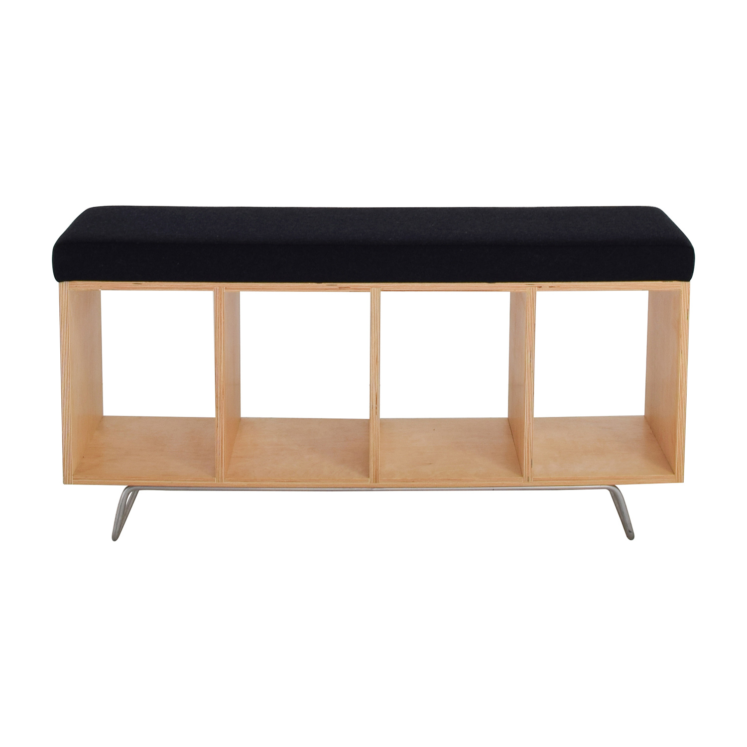 Bookcase Bench: Shop Ting