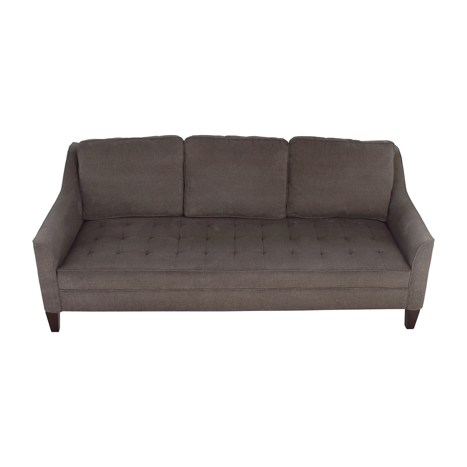 47% OFF CB2 CB2 Lumi Blue Day Bed Sofas