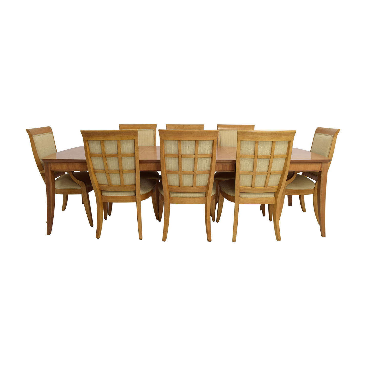 shop Thomasville Thomasville Nine-Piece Extendable Dining Set online
