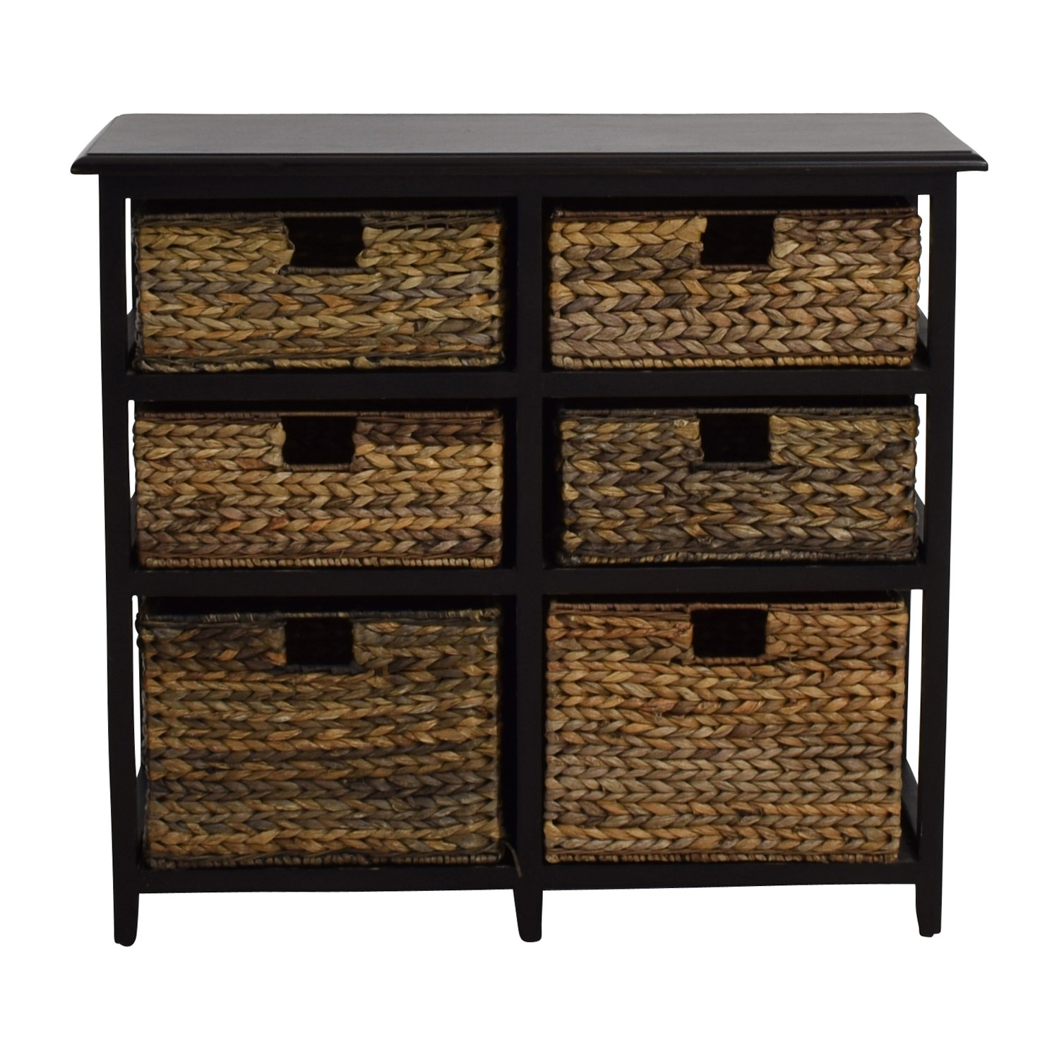 Superior Pier 1 Imports Pier 1 Imports Black Wicker Storage Drawers Nyc ...